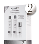 Nioxin Starter Set System 2 350ml