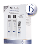 Nioxin Starter Set System 6 350 ml